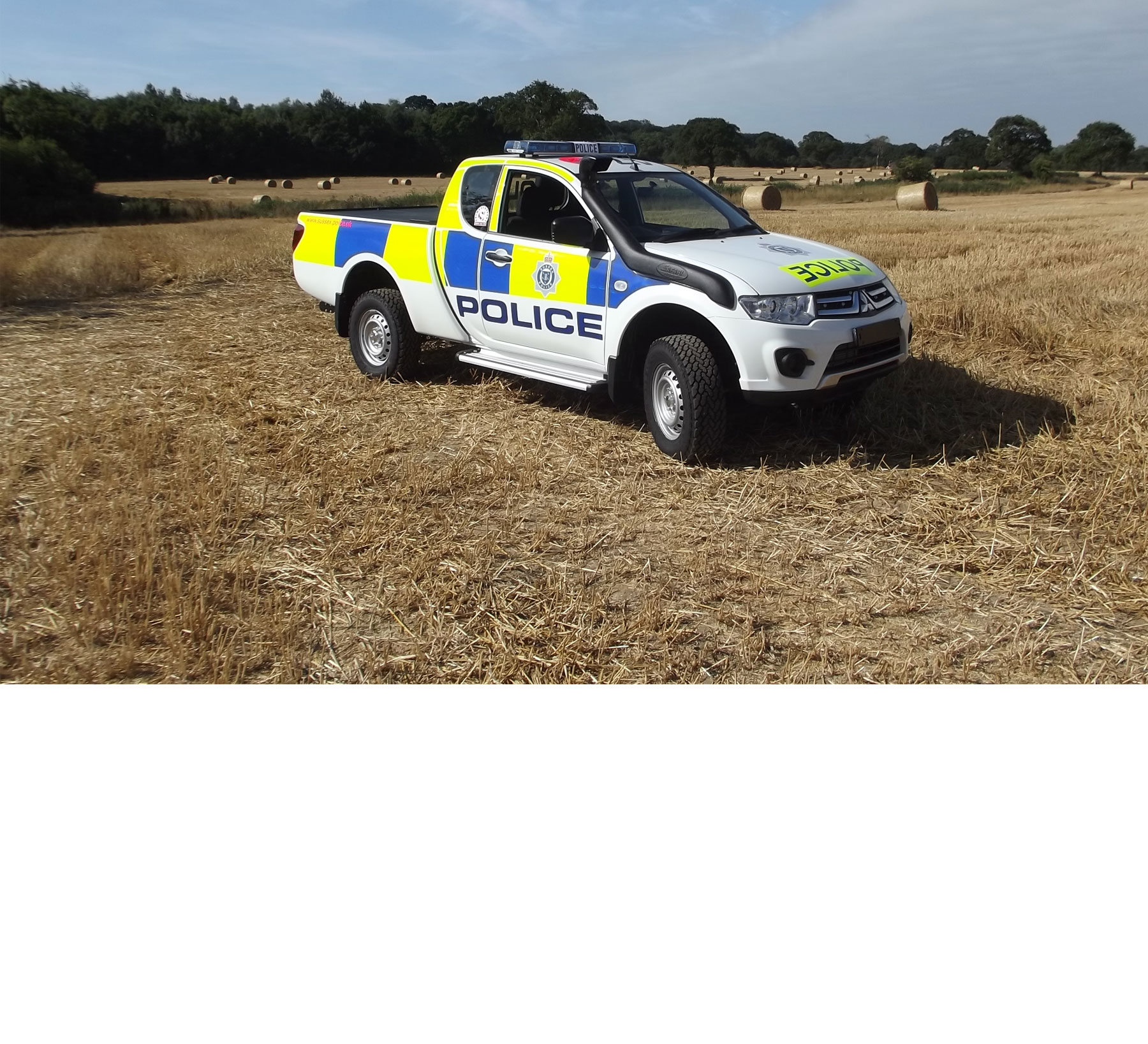 Police Vehicles Banner 1