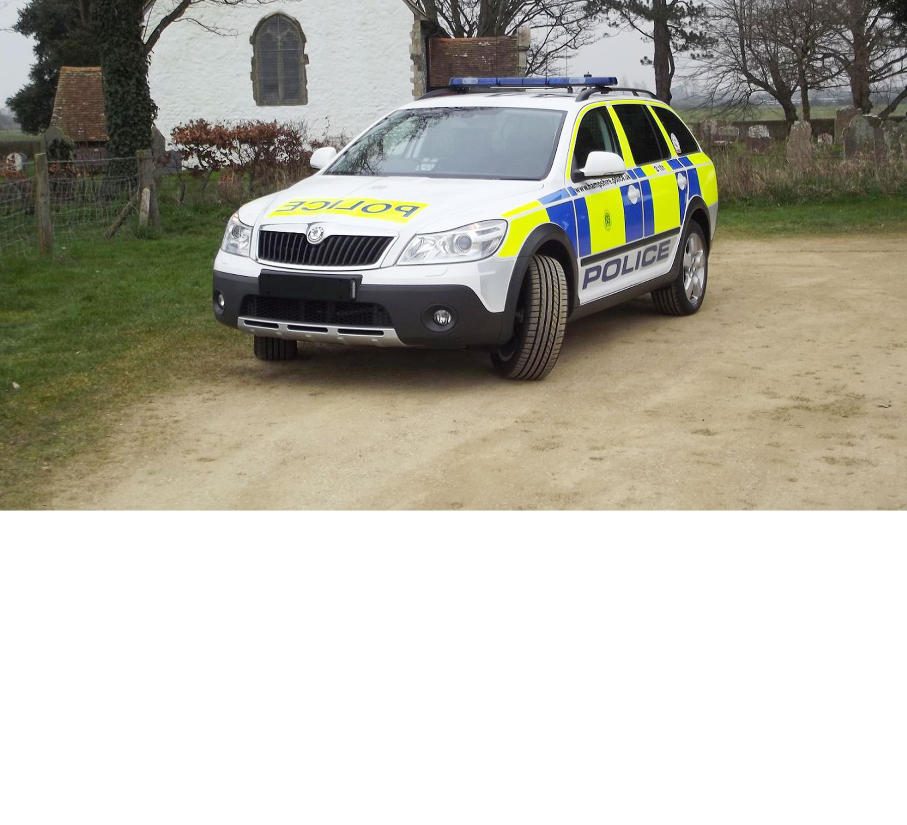 Police Vehicles Banner 3